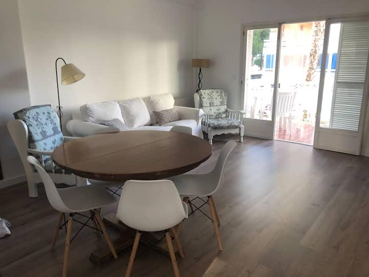 Apartamento de 4(+1) en mejor zona Playa San Juan