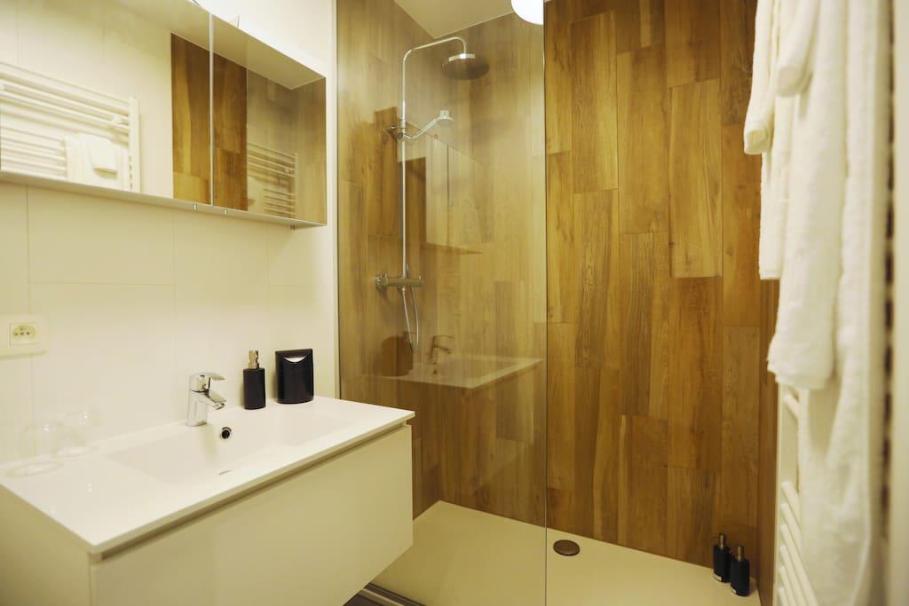 Privé badkamer