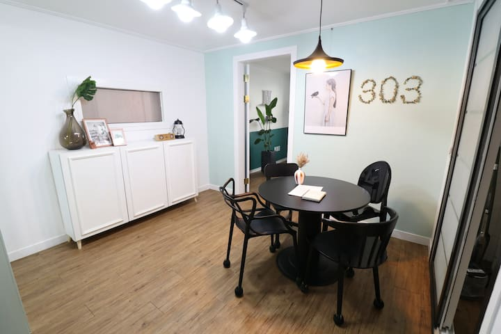 PLACE 303 _ Green house near terminal - Nam-gu, Pohang - Appartement