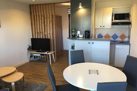 Appart Centre-Ville. Prox plages immédiate - Sainte-Maxime - Appartement