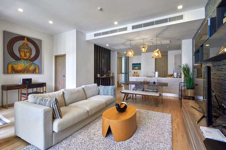 Phuket - Julian Beachfront House
