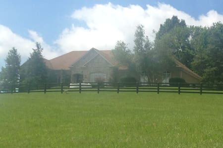 1 Level of House, 16.5 Acres, E. Louisville, Pool! - Louisville