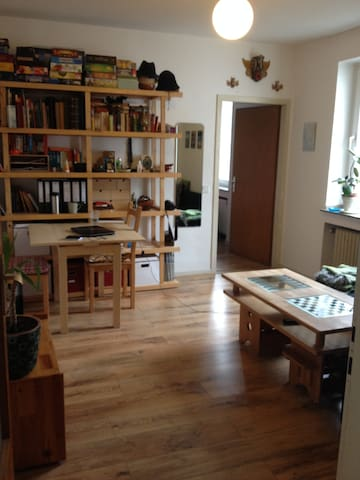 Quiet, close to city centre - Cologne - Appartement