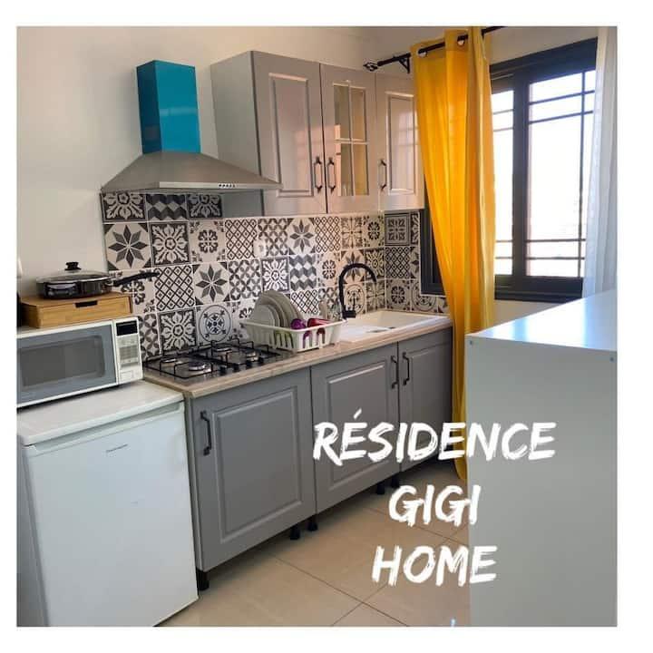 Appartements neufs en déco contemporaine-Yaoundé