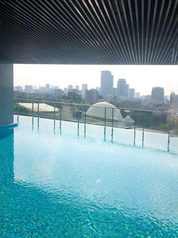 Affordable 2BR NEW Menteng Park Apartment 32H!!