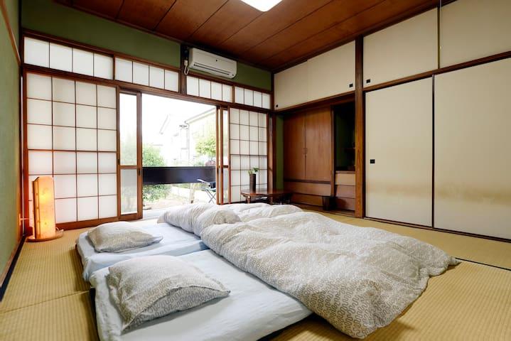 Ninja House with Japanese art 武神館・野田の忍者屋敷 - Noda-shi