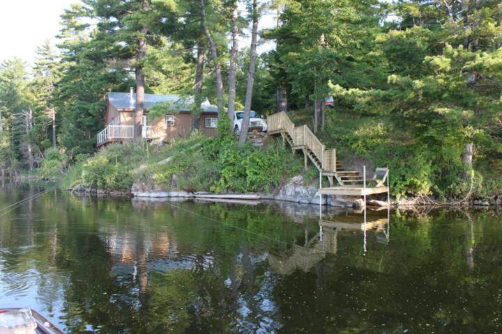 Dancing Bass Lodge Cabin #8
