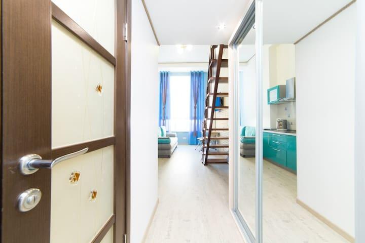 "Apartments 12 ""Студио Морская"" - Adler"