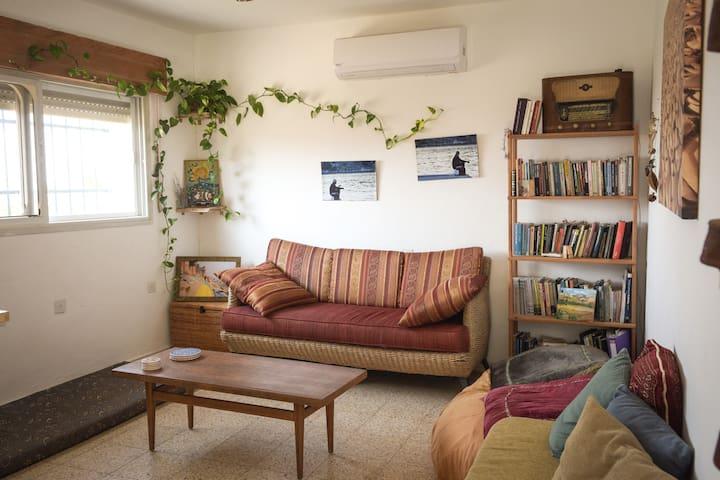 Batshi house - butifull house in Givat Yearim