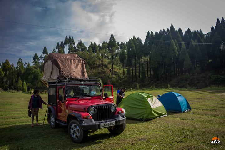 Camping Co - Thar (S) - 4x4