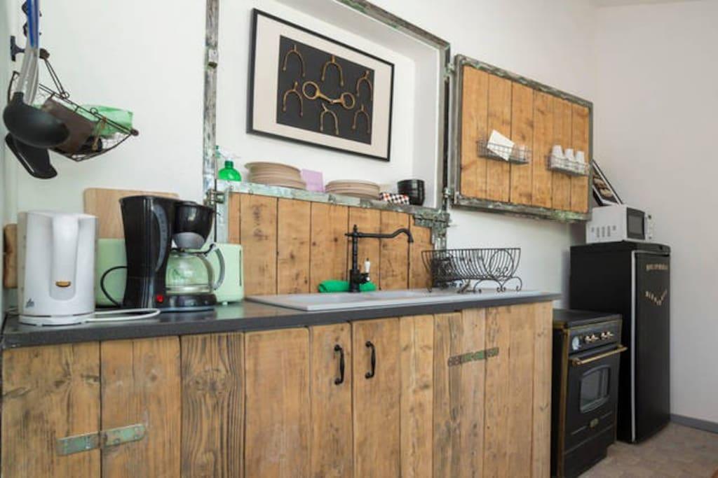 Cuisine équipée / Kitchen