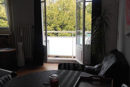 AppartementF2bis Quartier Montrapon - 貝桑松(Besançon)