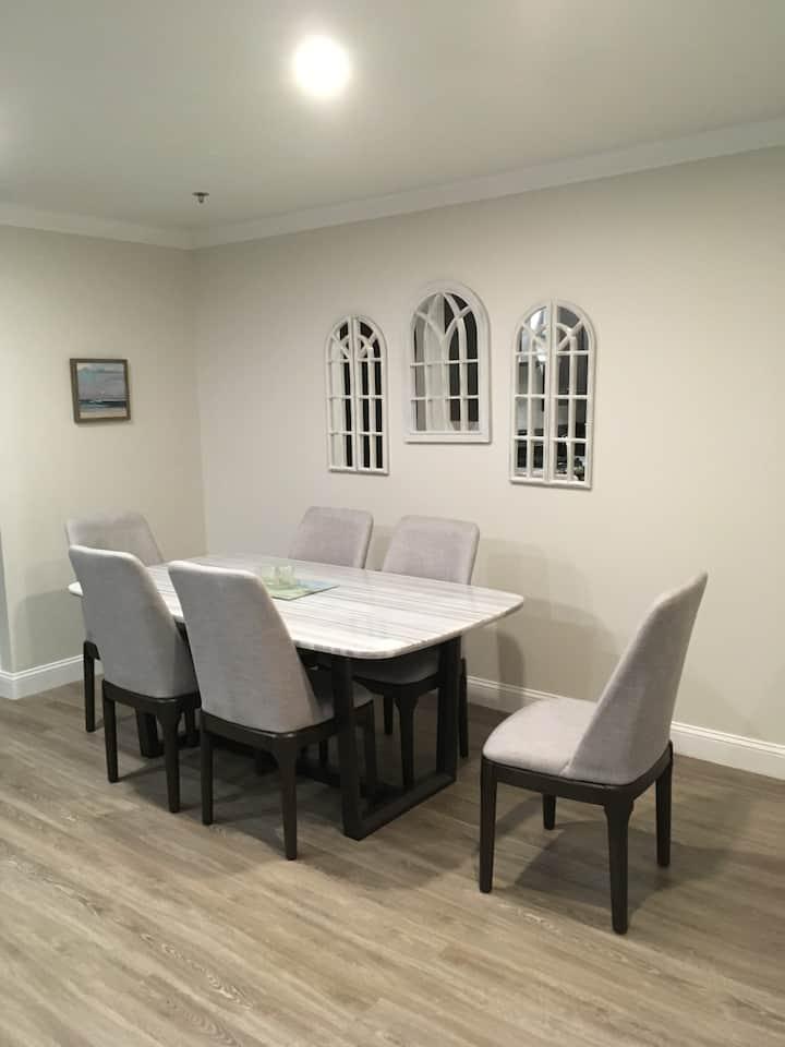 Main Street Hyannis Brand New 2-Bedroom Apartment!