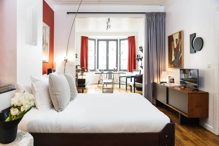 "Appartement  ""Art Moderne"" - Sainte Catherine"