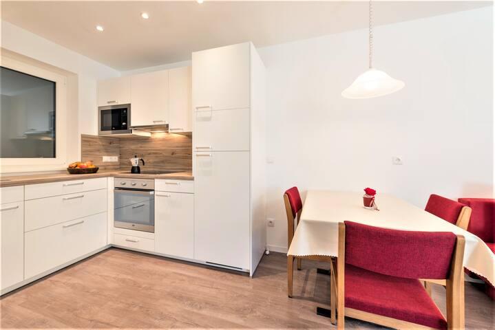Garni Apartments Plank, Apartment für 2 Personen