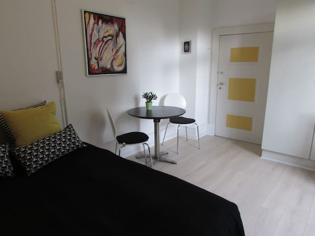 Double Room with Terrace - Provstegården B&B