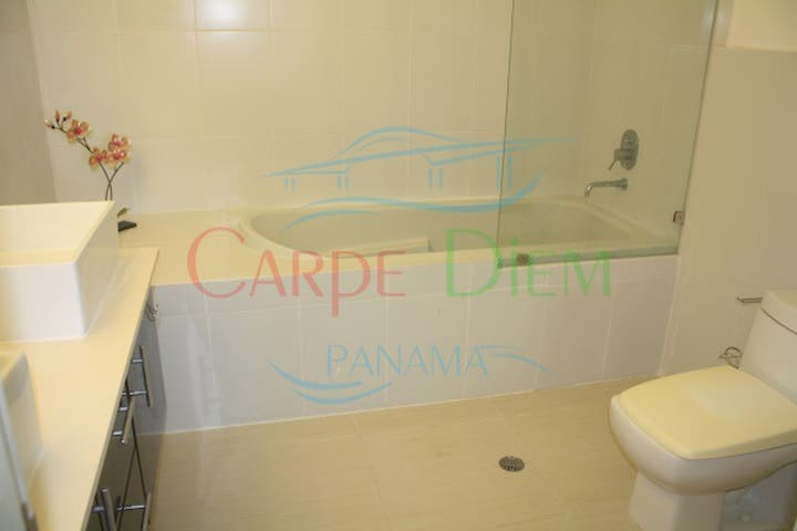 Luxury beachfront apartment at Carribean coast - colón  - Apartamento
