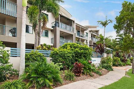 Fantastic unit in the heart of the Cotton Tree! - Maroochydore - Daire