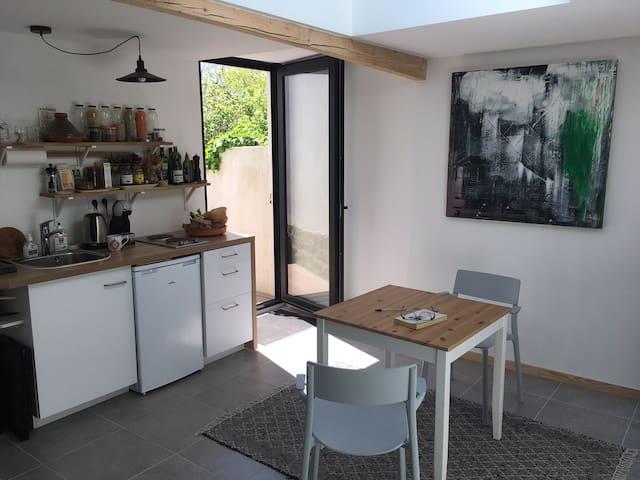Charmant studio entre Carnac & Quiberon