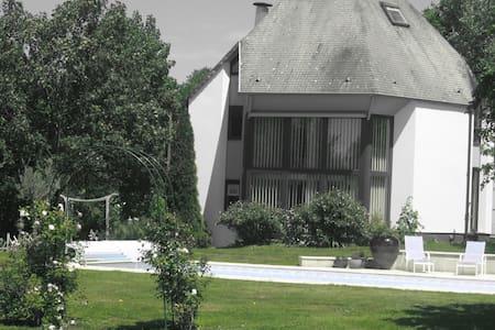 Chambres pour 3 pers. avec piscine - Souvigné-sur-Sarthe