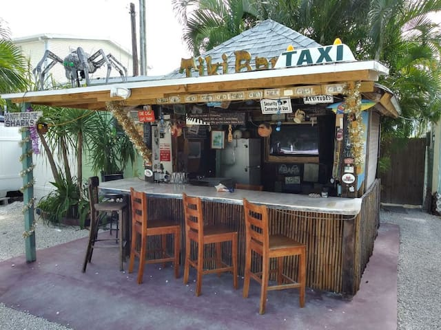 Keys Hideaway & Tiki Bar