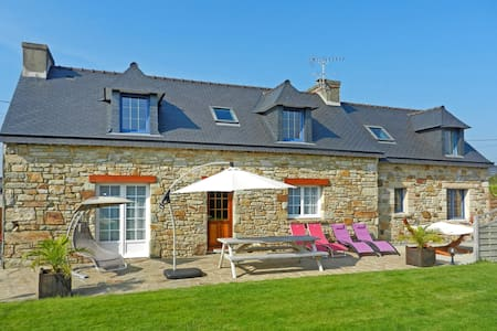 Holiday home in Telgruc-sur-Mer for 6 persons