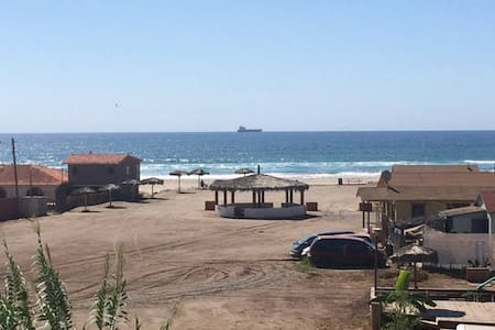 Sweet little private Beach house - Rosarito