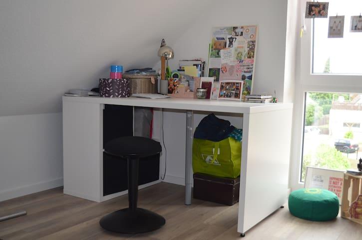 Your Desk / Dein Schreibtisch