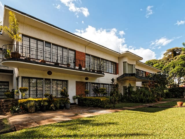 Serene apartment in quiet compound close to the UN - Nairobi - Lägenhet