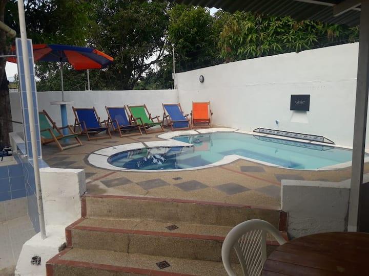Casa Quinta Carmén de Apicalá - Sector Arenitas