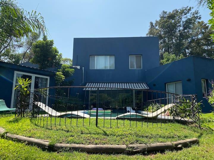 Casa Azul en country