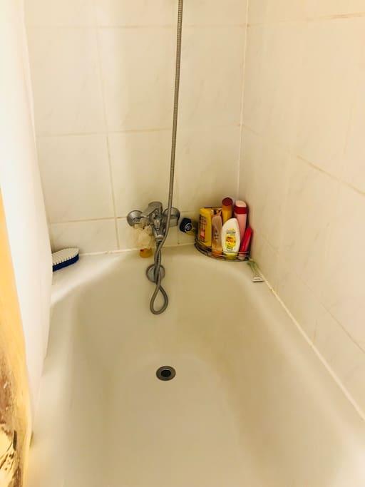 Badewanne / Dusche