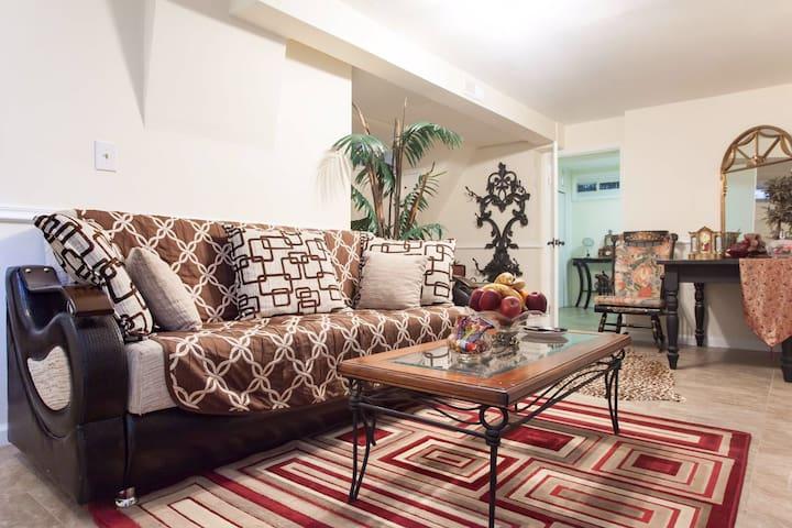 Beautiful 2bdroom apartmnt