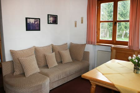 3-room apartment Hottenroth for 5 persons - Warmensteinach