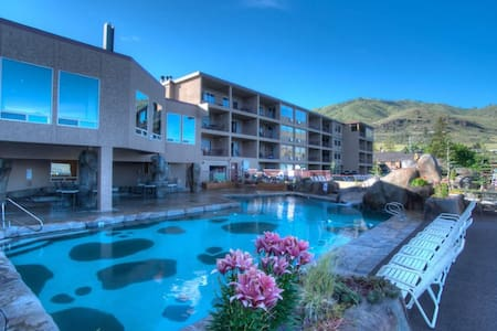 Studio Grandview on the Lake Unit - Chelan - Overig