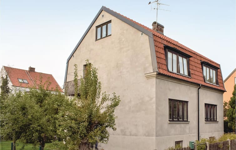 Holiday apartment with 1 bedroom on 62m² in Ystad