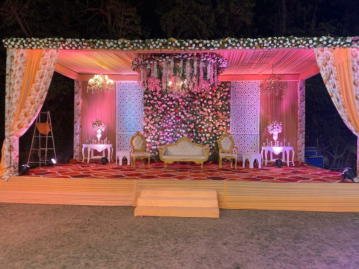 Farmhouse for wedding and pre-wedding function !!!