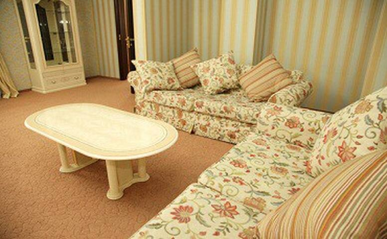 Medeus Park hotel (Executive Suite) - Almaty - Bed & Breakfast