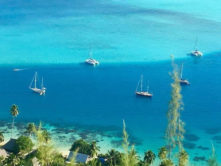 Croisière catamaran Polynésie (tout inclus)