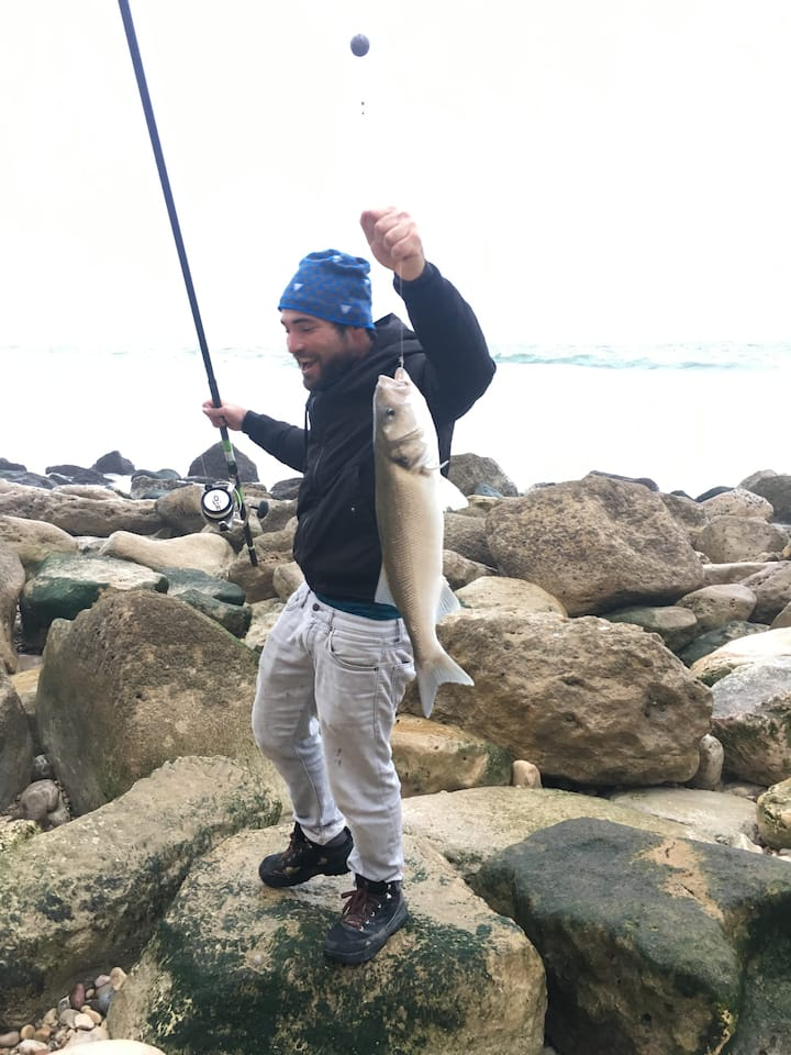 All year round fishing