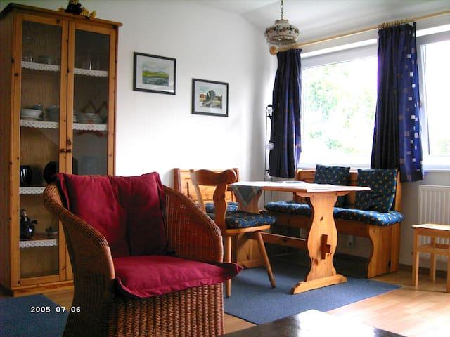 Essecke im Appartement