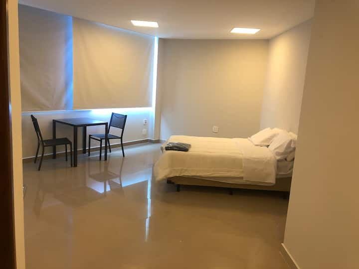 Apartamento com Smart Tv, Netflix, Prox shopping