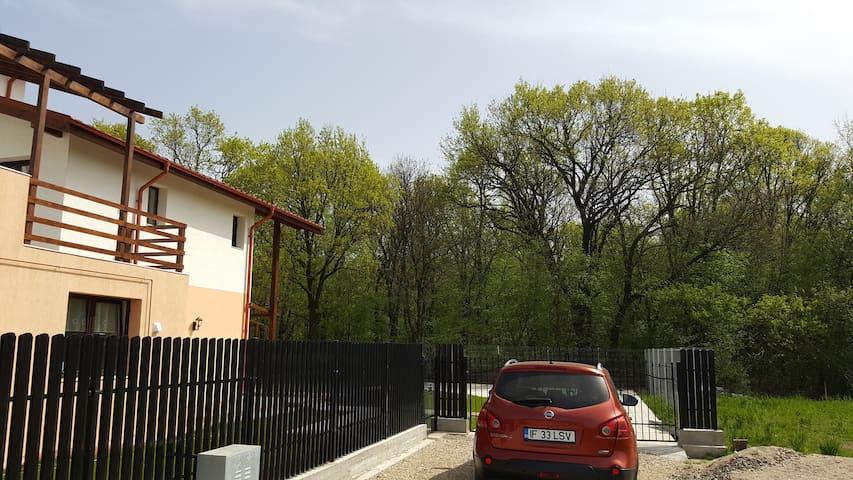 New house, elegant, nice landscape - Ciofliceni - Casa