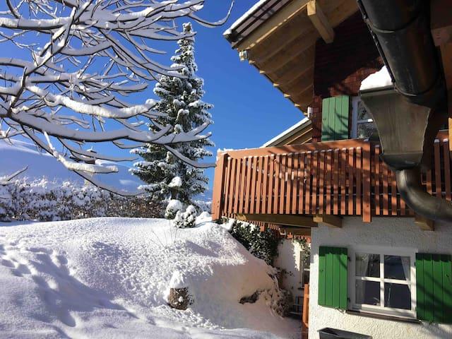Wunderschöne Ferienwohnung im Herzen des Allgäus