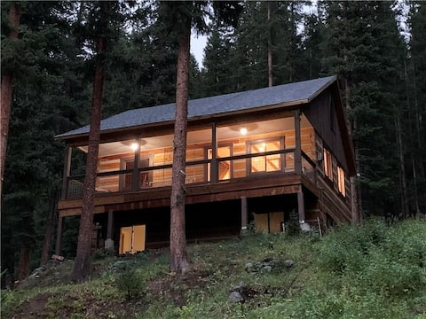 Secluded Cabin with Spectacular Views