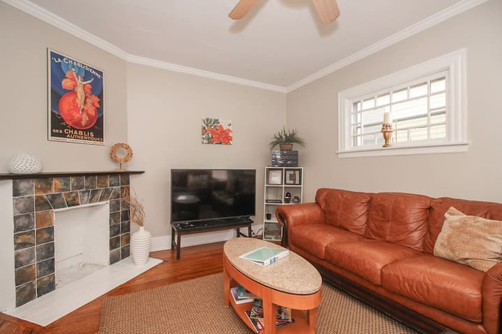 Large home, Hip area! Near Downtown, *SANITIZED*