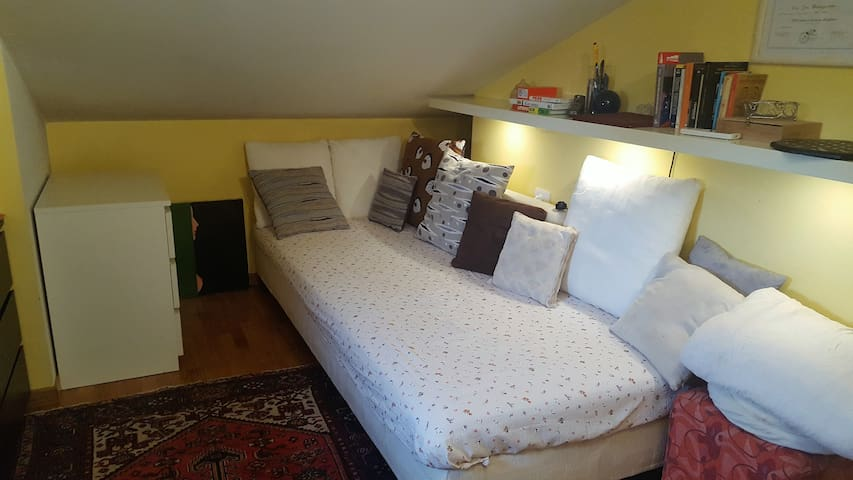Florence17km/close to Lucca Pisa 1 bed cosy room - Seano