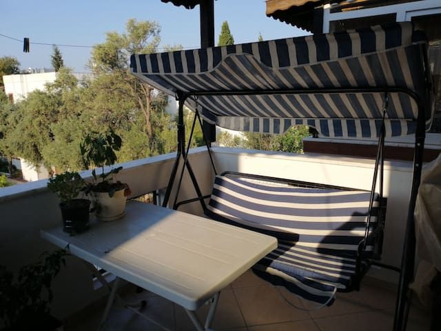 one room in  house in bitez bodrum