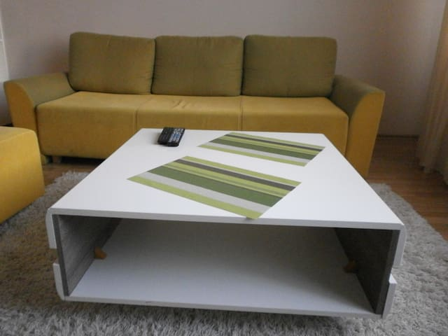 Cozy spacious flat