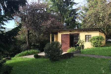 Discrete, private house in the nature. - Zagreb